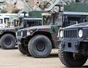 Military HMMWV
