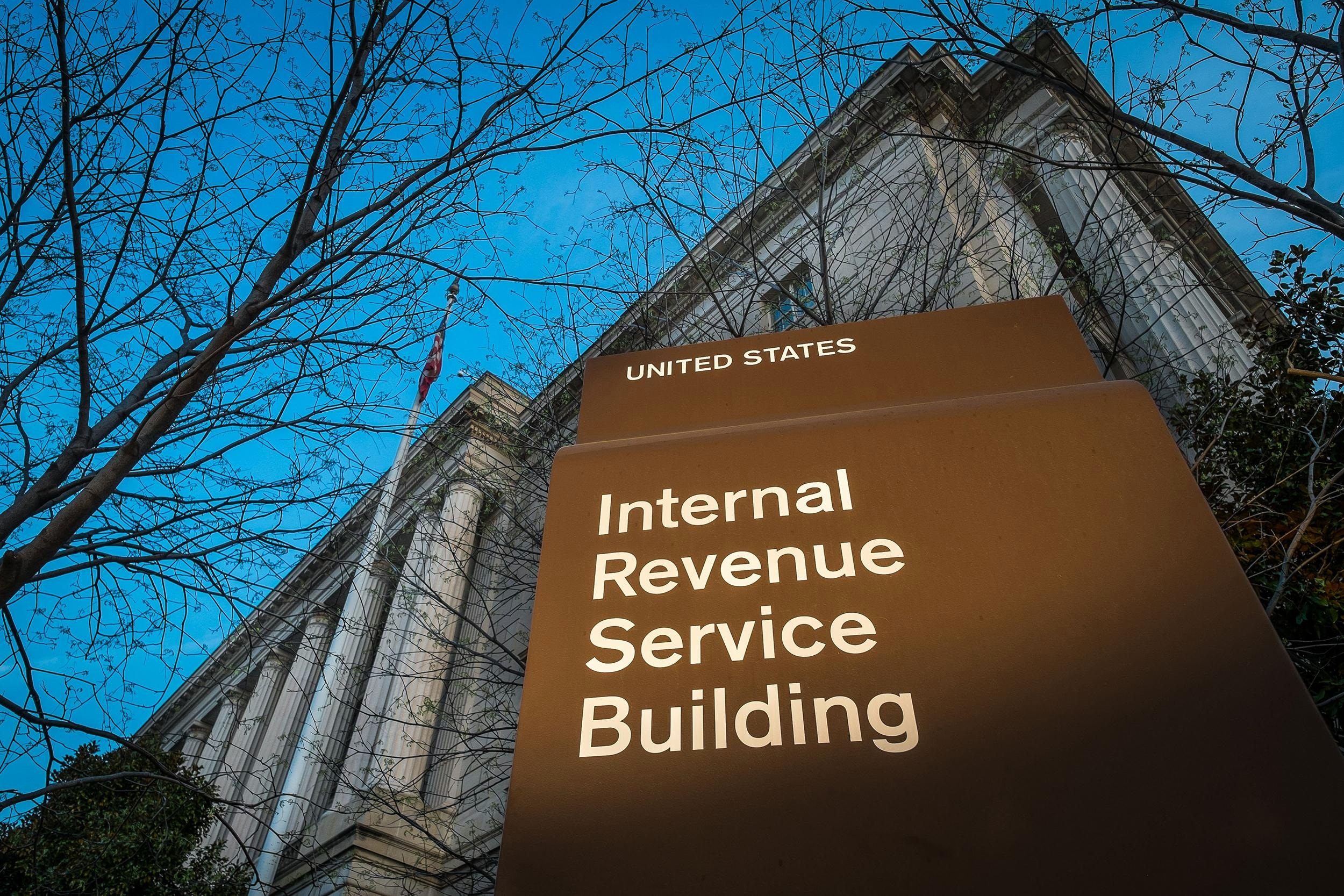 Dont hang on check out irs for tax related information irs building falaconquin