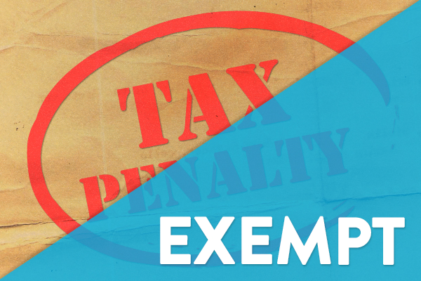 exempt-tax-penalty